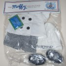 Muffy Collection Paris Bistort Le Lapin Rotund Hoppy Chef Costume Outfit Clothing