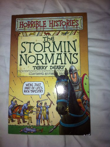 Horrible Histories The Stormin Normans Book