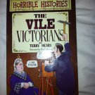 Horrible Histories The Vile Victorians Book