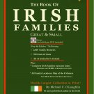The Book of Irish Families, great & small - 4th edition!