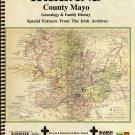 County Mayo, Ireland, genealogy & family history notes