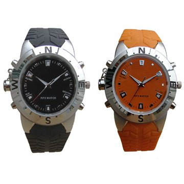 MP3 Watch 2 GB CW-968