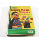 Ernies Magic Shapes Game Disk For Commodore 64 C64 With Box & Manual