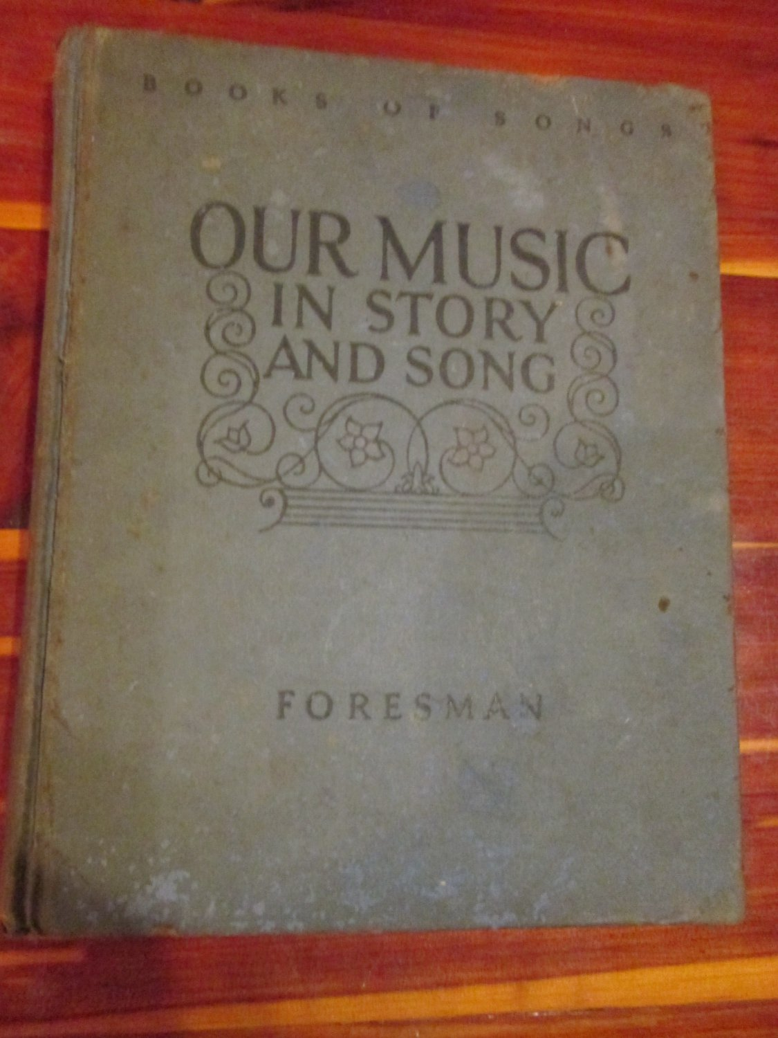 1935 Our Music in Story and Song