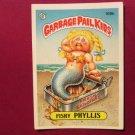 Garbage Pail Kids (Trading Card) 1986 Fishy Phyllis #108b