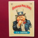 Garbage Pail Kids (Trading Card) 1986 Snooty Sam #110a
