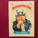 Garbage Pail Kids (Trading Card) 1986 Snooty Sam #110a