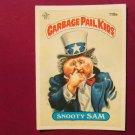 Garbage Pail Kids (Trading Card) 1986 U.S. Arnie #110b