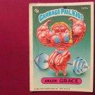 Garbage Pail Kids (Trading Card) 1986 Amazin Grace #147a