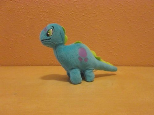 Stuffed Neopets Blue Chomby with Tag 2004
