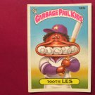 Garbage Pail Kids (Trading Card) 1986 Tooth Les #140b