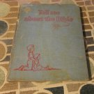 1945 Tell Me About The Bible Hardcover Book - Religion & Spirituality