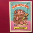 Garbage Pail Kids (Trading Card) 1986 Bushy Bernice #150b