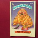 Garbage Pail Kids (Trading Card) 1986 Kitty Litter #159b