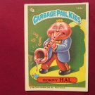 Garbage Pail Kids (Trading Card) 1986 Horny Hal #144a