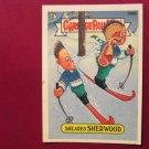 Garbage Pail Kids (Trading Card) 1986 Sheared Sherwood #398b