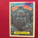 Garbage Pail Kids (Trading Card) 1986 Dustin To Dust #364b