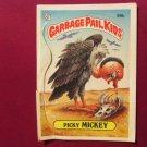 Garbage Pail Kids (Trading Card) 1986 Picky Mickey #99b