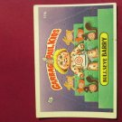 Garbage Pail Kids (Trading Card) 1986 Bullseye Barry #111b