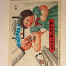 Garbage Pail Kids (Trading Card) 1986 Medi Kate #287b