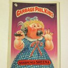 Garbage Pail Kids (Trading Card) 1986 Sharpened Sheena#269a