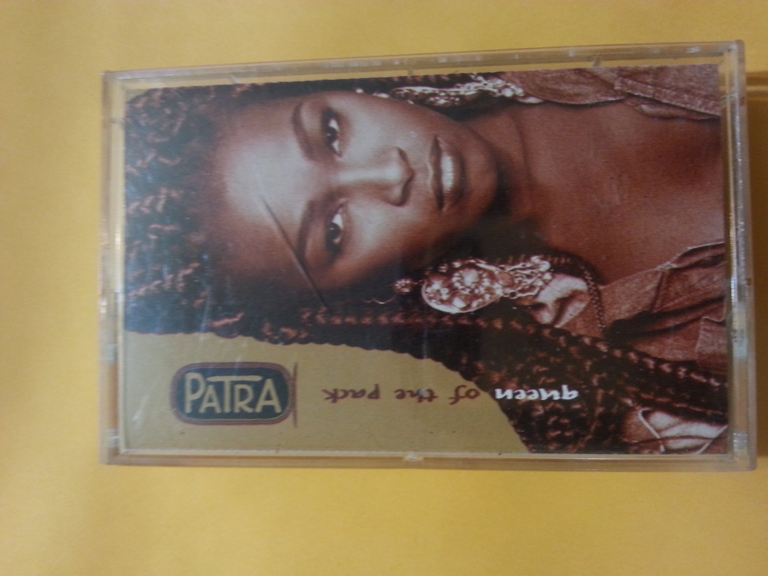 Patra: Queen of the Pack  Audio Cassette 1993