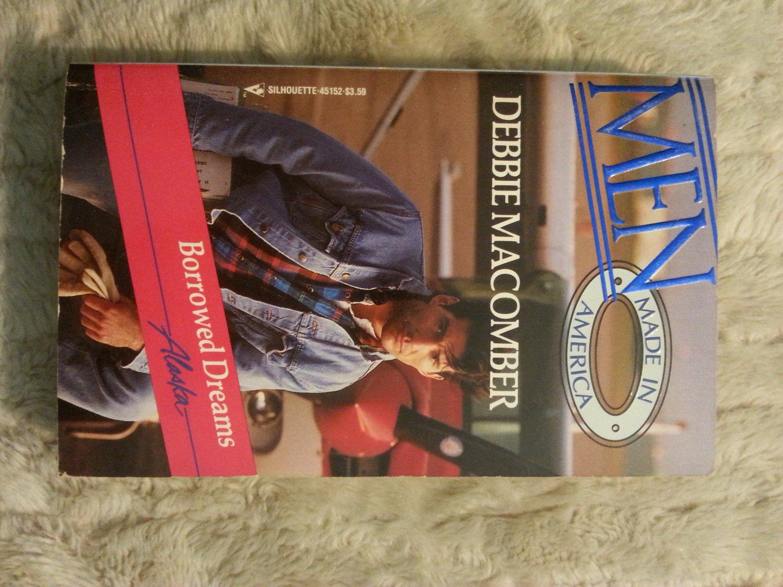 Borrowed Dreams (Men Made in America: Alaska #2)