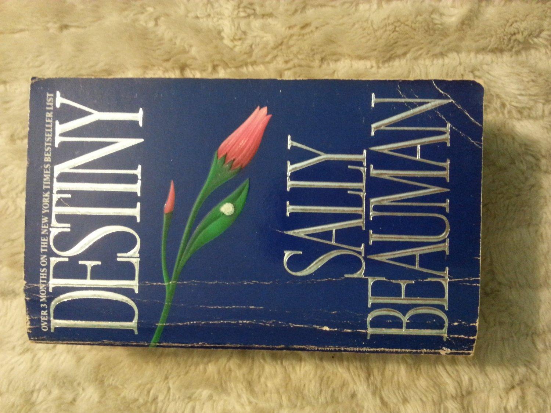Destiny by Sally Beauman (1988, Paperback)
