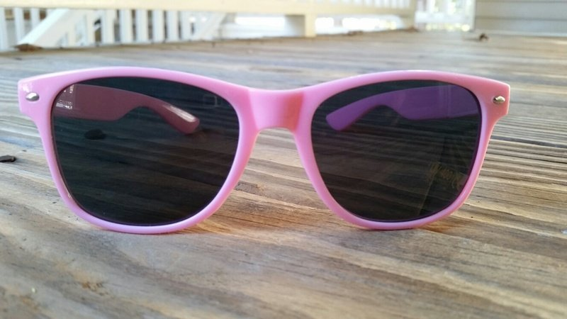 Polarized Women fashion stylish Pink Sunglasses
