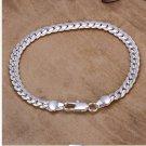 925 sterling silver 5mm unisex Snake Chain Bracelet