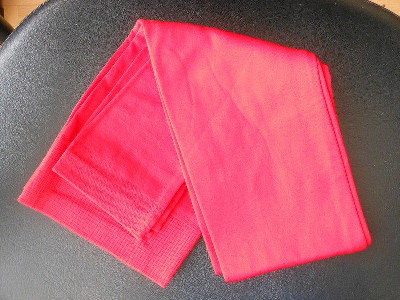 Stylish Elastic Waist Slimming Soft Winter Women's Pants leggings Hot Pink