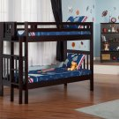 Cascade Twin over Twin Bunk Bed by Atlantic