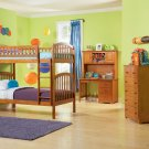 Richmond Twin over Twin Caramel Latte Bunk Bed by Atlantic