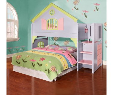 Doll House Loft Bed