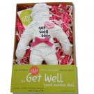 "The Get Well Good Luck Good Voodoo Doll...The Ultimate ""Speedy Recovery"" Protectress"
