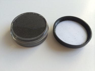 MAC Solar Bits Pearlized Pigment Clusters - Black Ore  (UNBoxed) 3.9g / 0.14 oz