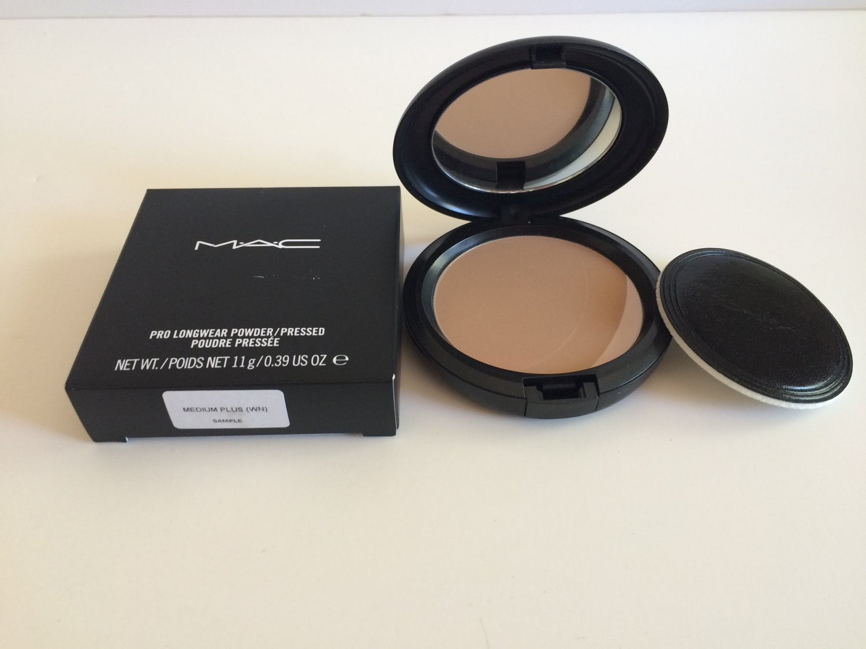 MAC Pro longwear Pressed Powder - Medium Plus (WN) (Boxed ...