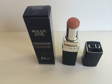Dior Rouge Dior Baume Natural Lip Treatment Couture Colour - 640 Milly  (BNIB)