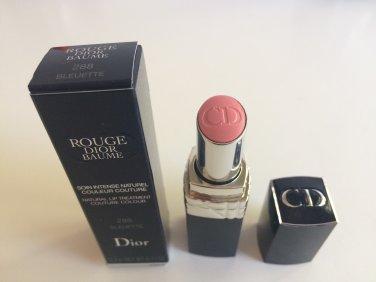 Dior Rouge Dior Baume Natural Lip Treatment Couture Colour - 288 Bleuette  (BNIB)