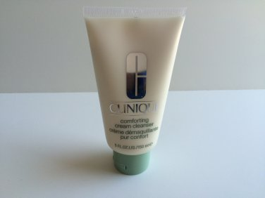 Clinique comforting cream cleanser 5 oz (unboxed)