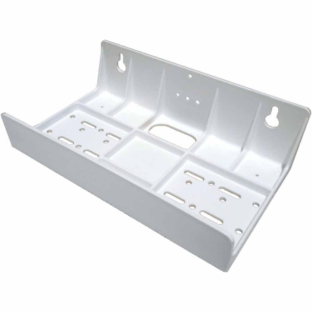 Double Canister Plastic Bracket for 2 Slimline Filter Housings - U-shaped