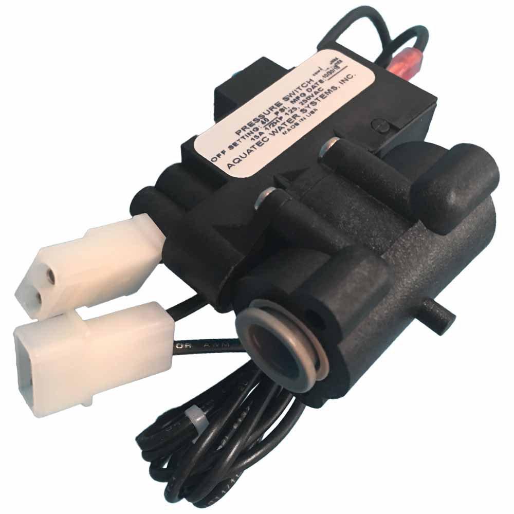 """Aquatec PSW-340 Tank Shut Off (TSO) Switch for Aquatec Booster Pumps - 3/8"""""""" John Guest Fittigns"""