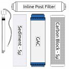 RO Zoi Gamma Pure Filter Kit (incl. UV bulb)