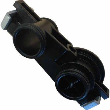 Flow Meter Assembly for Fleck 2510 & 5600 Softener Valves