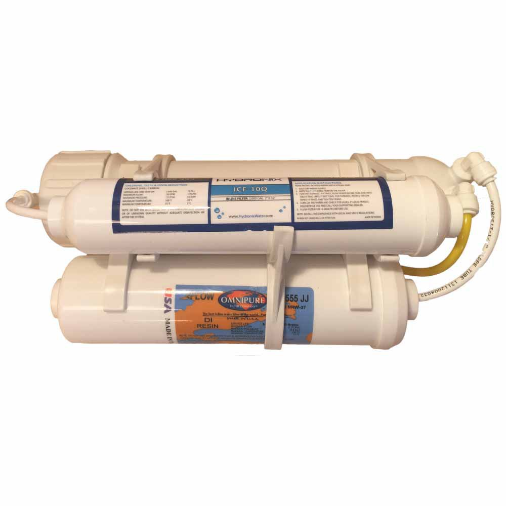 Mikro Omega 3-Stage Portable Aquarium RO/DI System