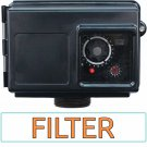 Fleck 2510 Timer Mechanical Filter Control Head