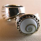 Shiva Eye Ring - Tribal Jewelry - Ethnic Jewelry - Unisex Jewelry - Native American Jewelry