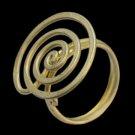 Brass Toe Ring - Upper Finger Ring - Brass Above Knuckle Ring