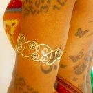 Brass Armlet - Brass Arm Bracelet - Upper Arm Cuff - Upper Arm Bracelet - Arm Bangl