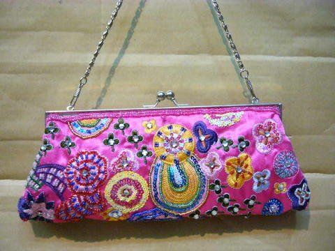 Women's Handbag Glittering 15